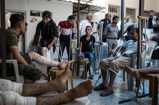Projet clinique Gaza